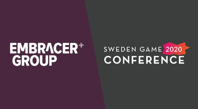 Embracer Group becomes main partner to Sweden Game Conference