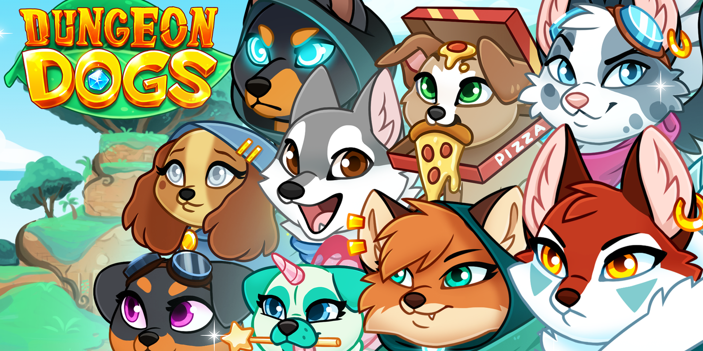 Dungeon Dogs release