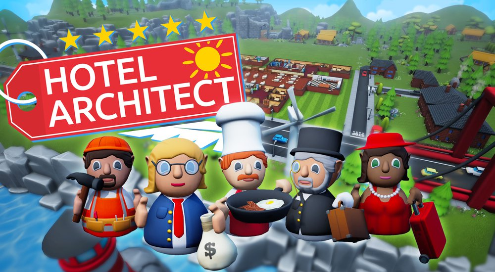 Hotel Architect Announced