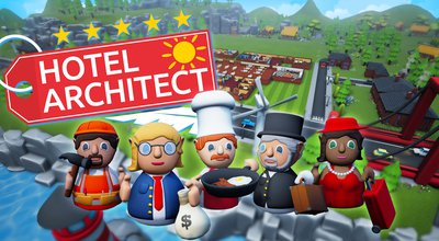Hotel Architect Announced