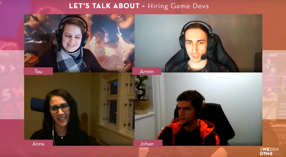 How do I get a job as an aspiring game developer?