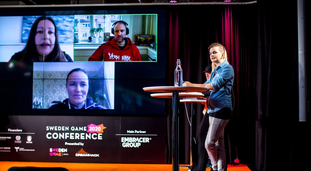 New records for Sweden Game Conference