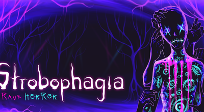 Lose yourself in the new game Strobophagia