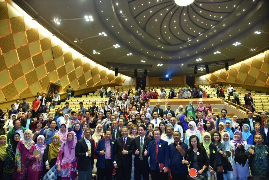 Townhall Session | Minister of Health Malaysia & Malaysian Pharmacists