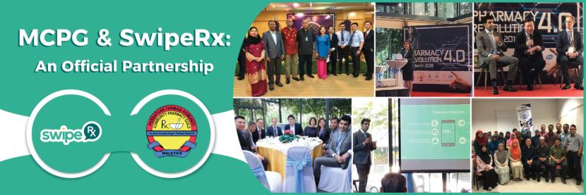 MCPG and SwipeRx Partnership
