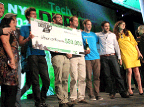 UberConference TechCrunch Disrupt
