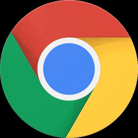 Chrome. Chrome. Chrome.