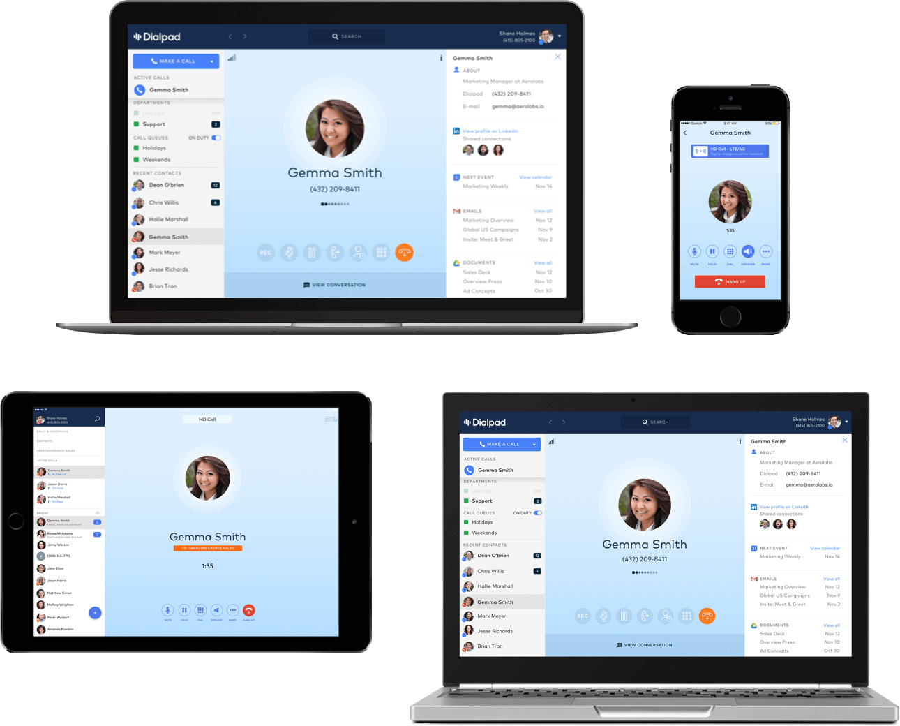 Dialpad Rings All Devices