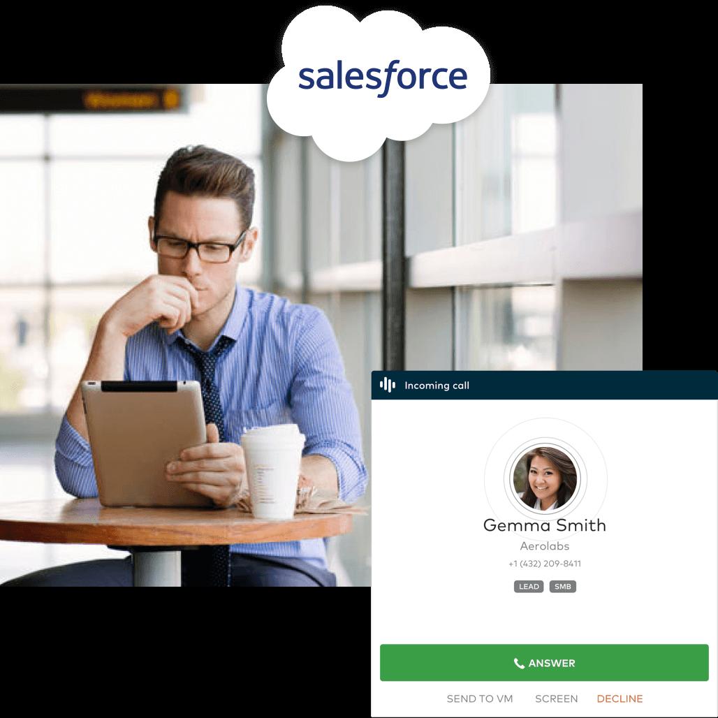 Dialpad and Salesforce Lightning Integration