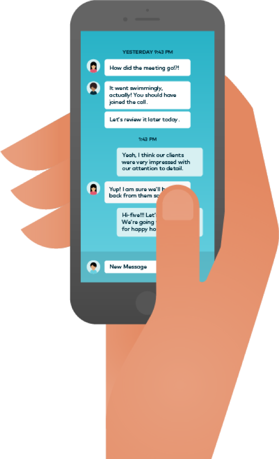 Create a Connected Culture with Group Messaging