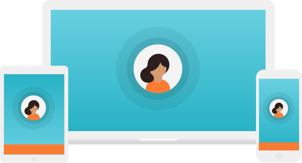 With Dialpad you can switch your calls between you computer, tablet or phone.