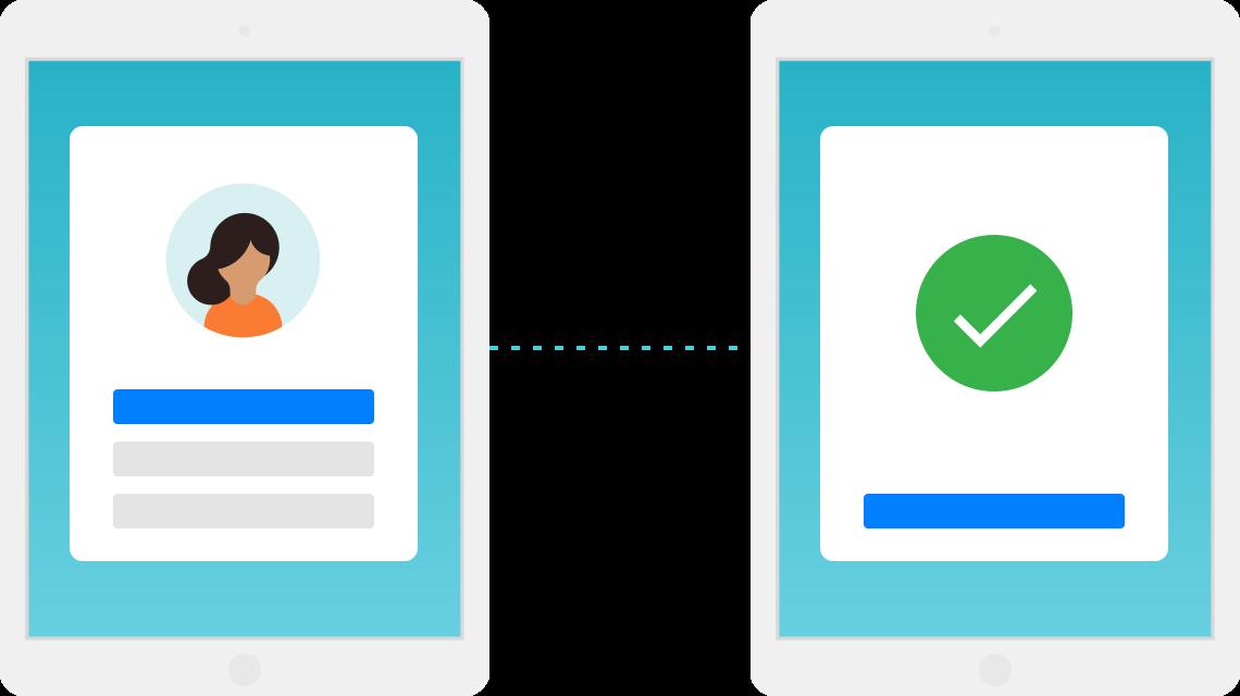 Dialpad allows you to easily transfer your calls.