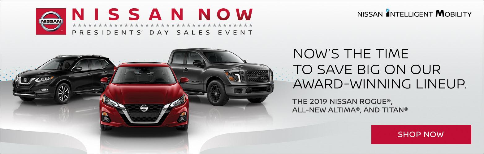 Nissan Now Feb