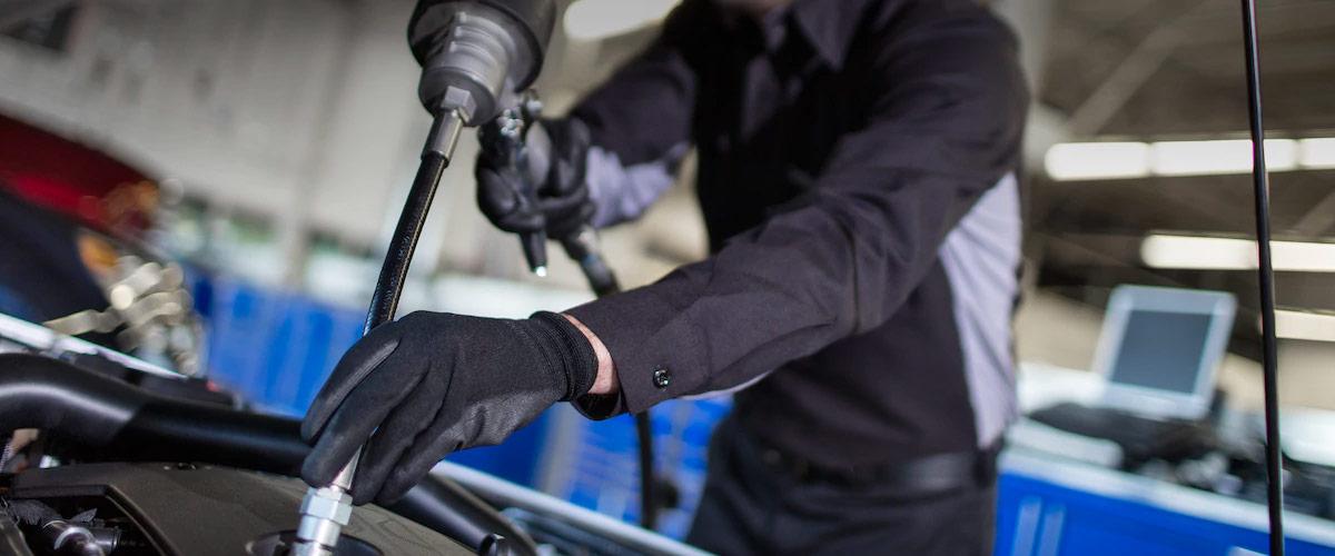 Swope Certified Oil Change