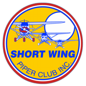 The Short Wing Piper Club logo.