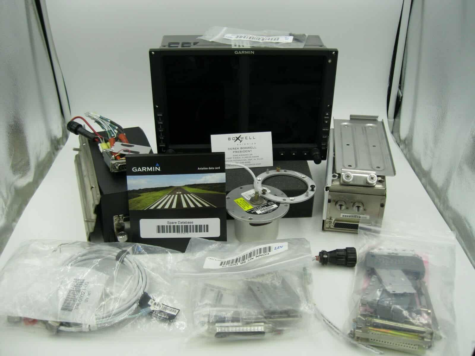 Complete G600 system