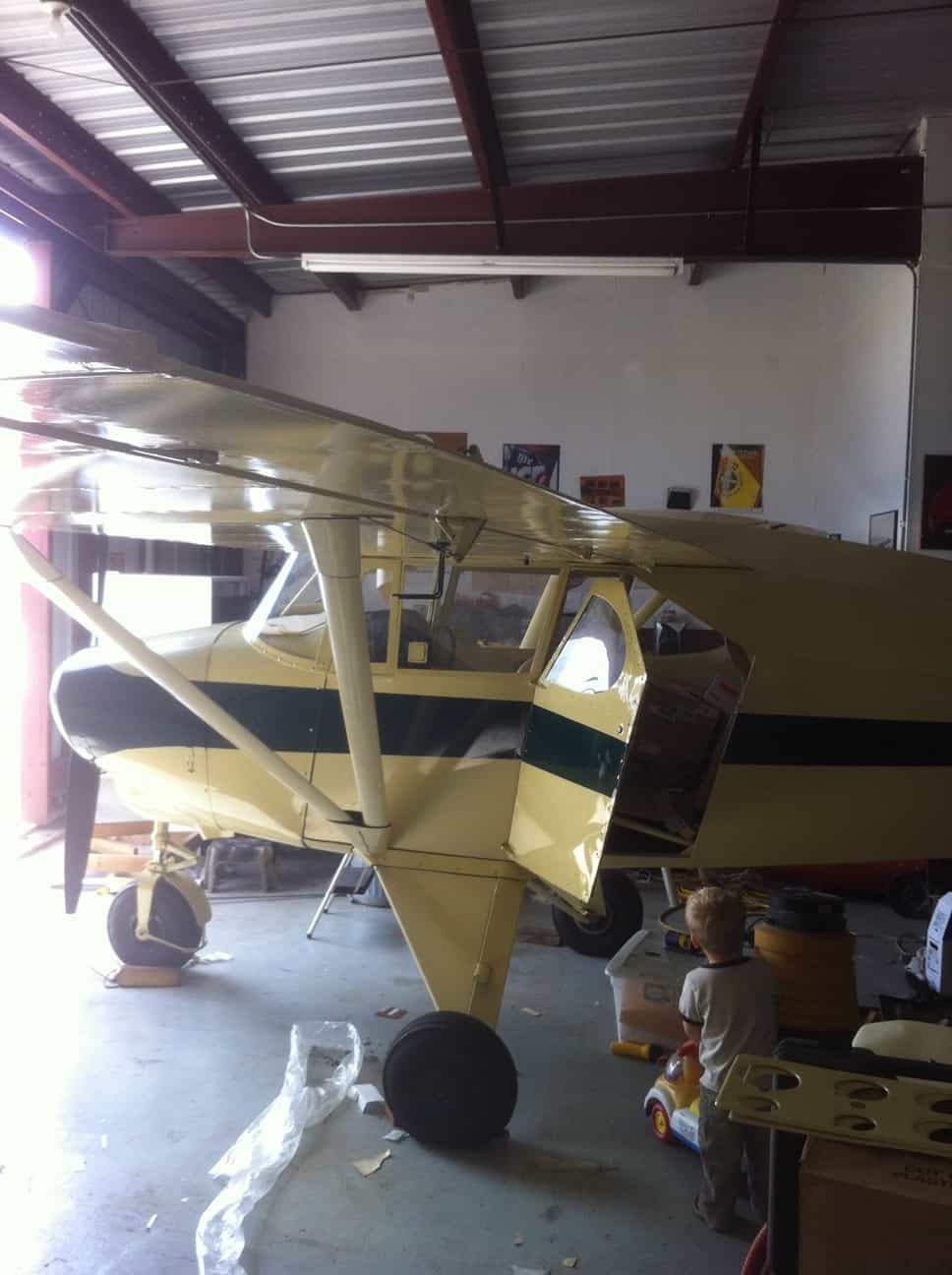 SOLD! PA-22-135 Totally rebuilt