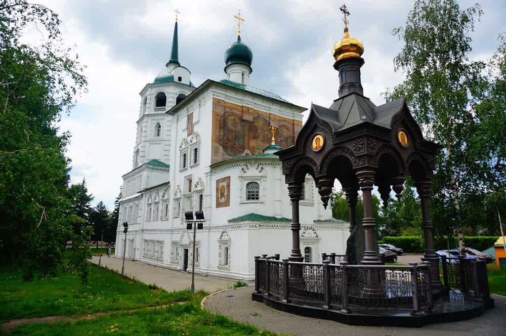 개인적으로 러시아 정교회의 건축 디자인은 멋지다고 생각한다.