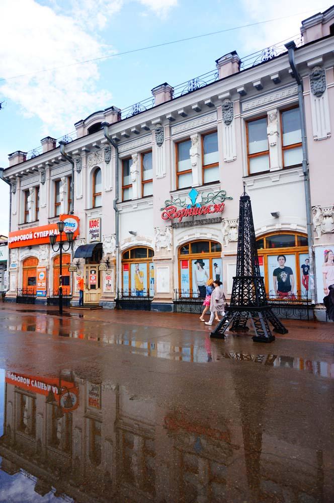 이루쿠츠크는 러시아의 파리라는 별칭이 있다. 추후에 파리에 가봤지만 난 이곳이 훨씬 더 좋은 거 같다.