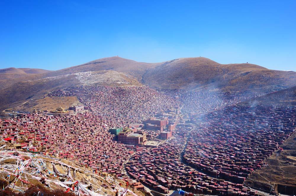 #2-3 붉은 마을 그리고 티벳식 조장