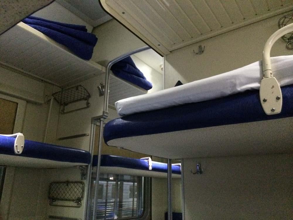 #1-2: 시베리아 횡단 열차 안의 일들