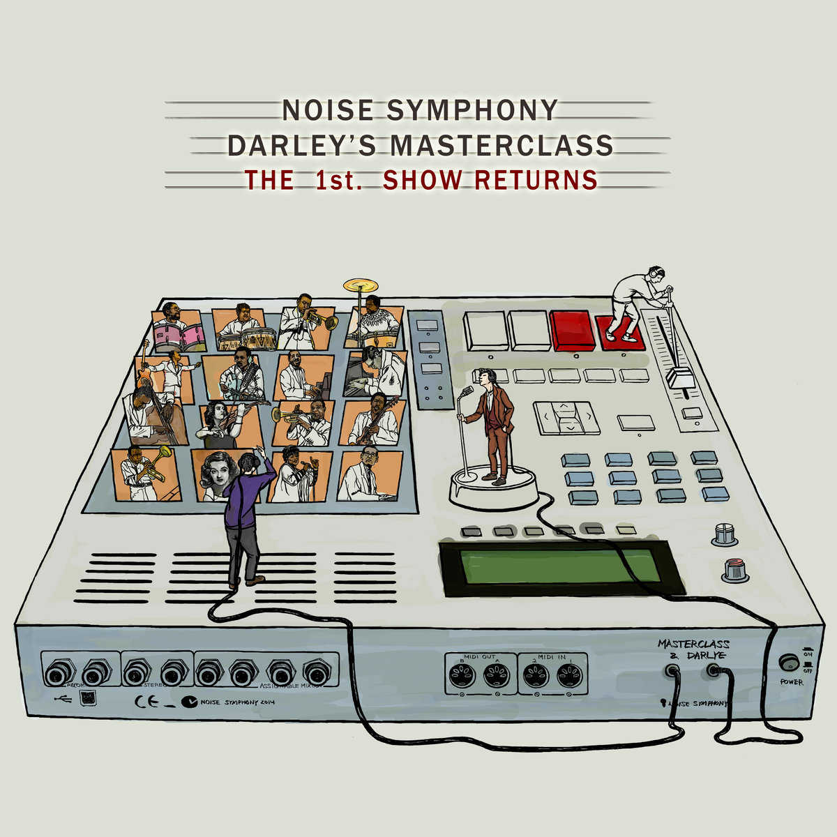 Masterclass & Darley - Hello Hello Hello Hello