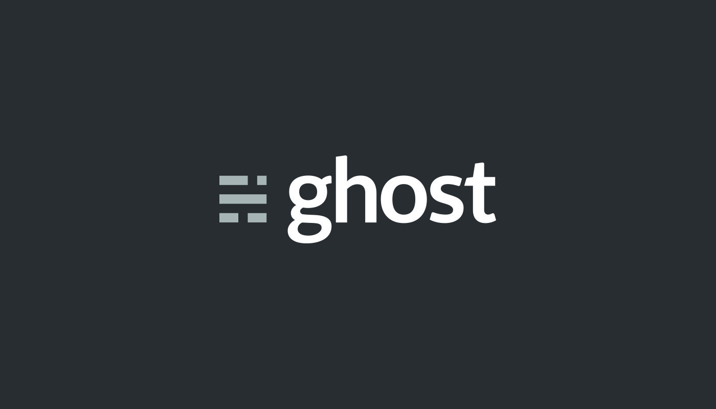 ghost 블로그 수동으로 설치하기