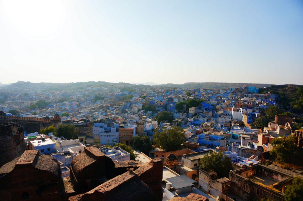 # 4-5 사진으로 보는 죠드푸르 & 우다이푸르