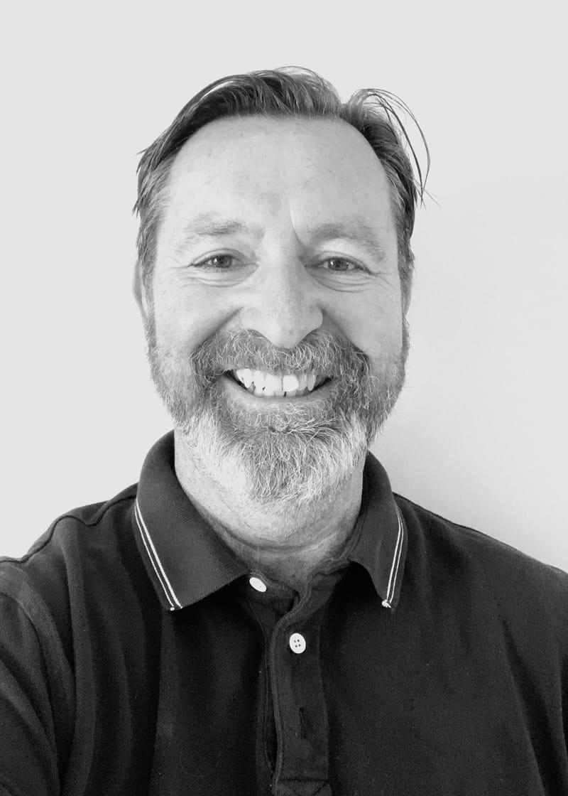 Portrait of Bjørn Jarl.