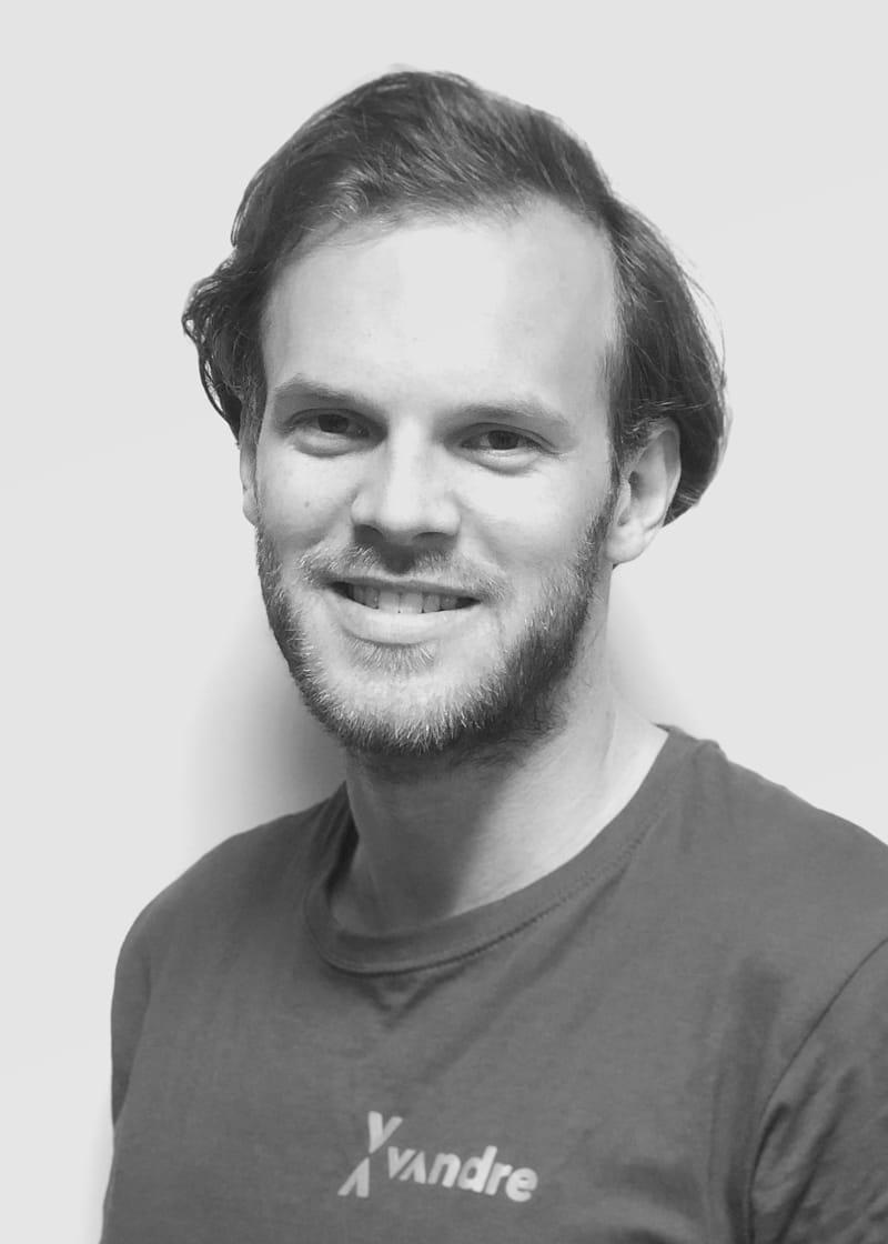 Portrait of Magnus Lystad.