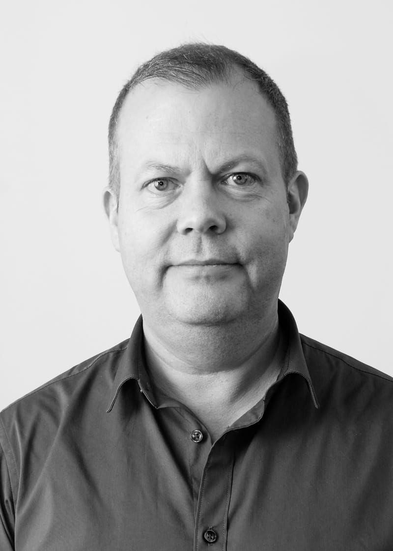 Portrait of Tord Ripe.