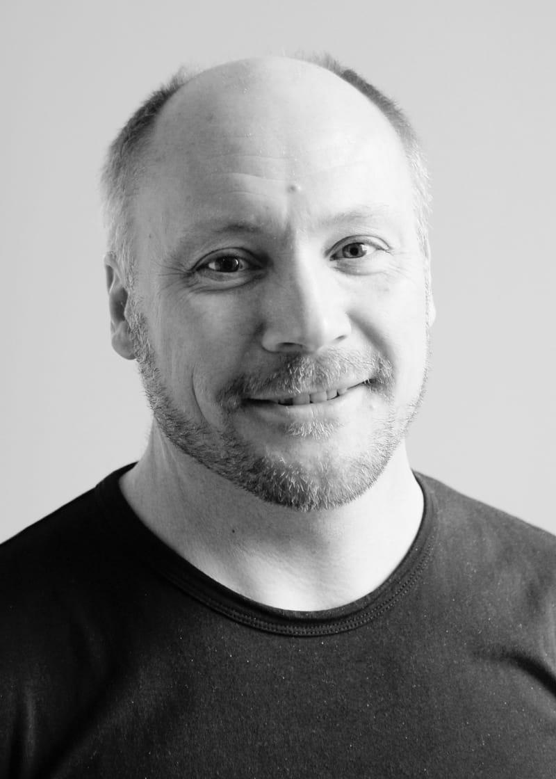 Portrait of Kjetil Andenæs.