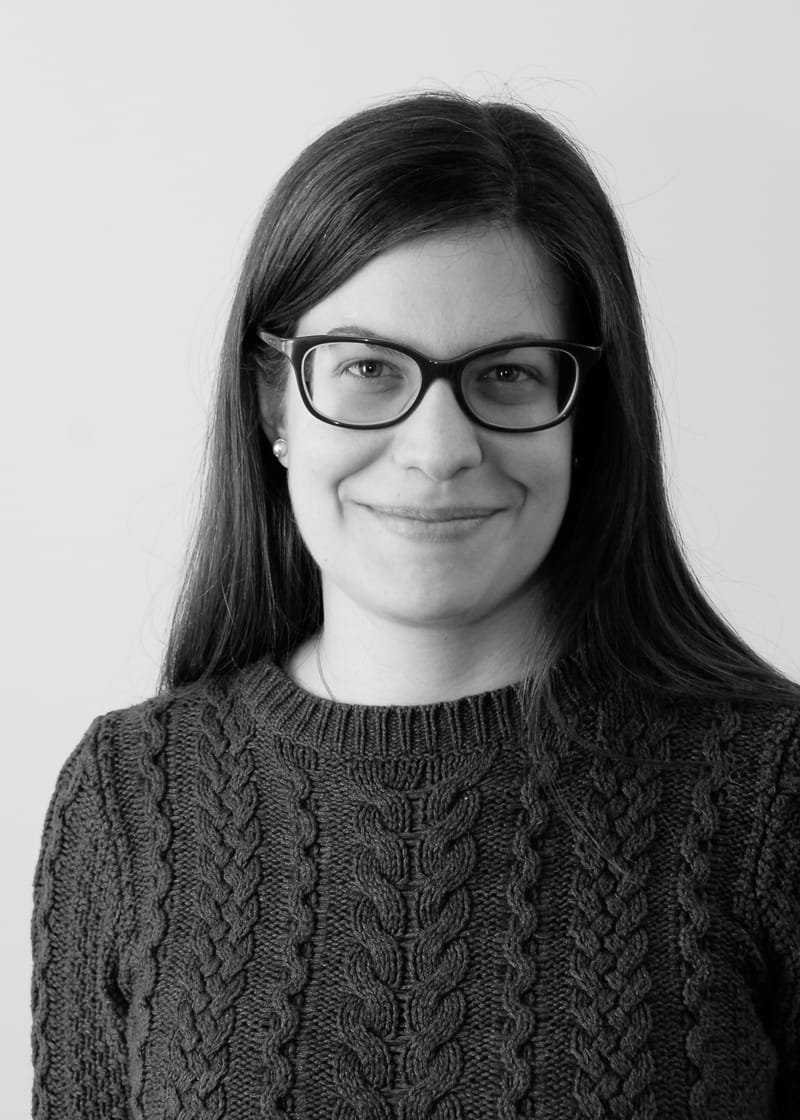 Portrait of Fani Abatzi.