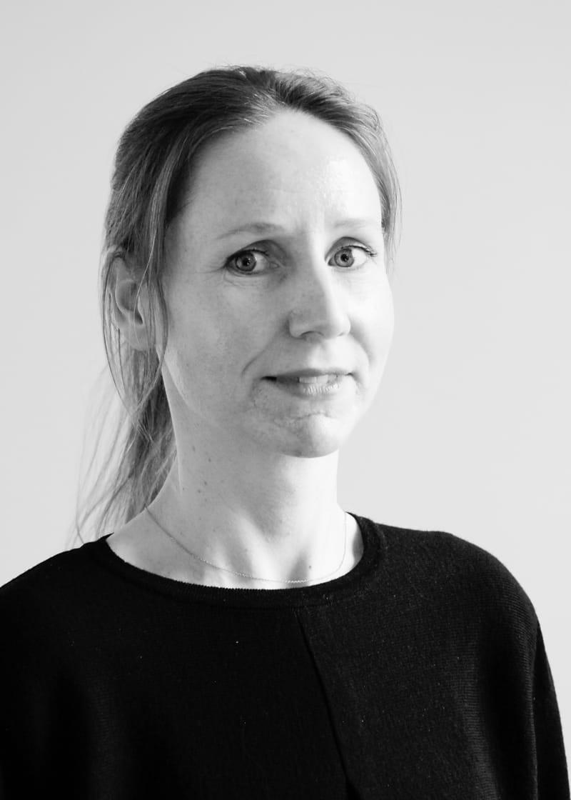 Portrait of Heidi Anita Foss.