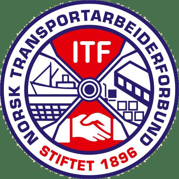 Norsk Transportarbeiderforbund Logo.