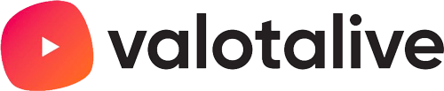 Valotalive Logo.
