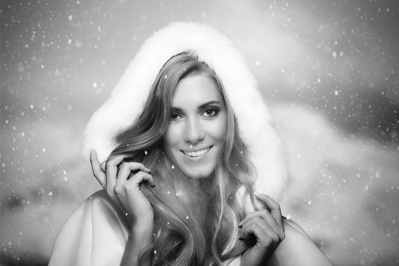 Pop artist Christiane.