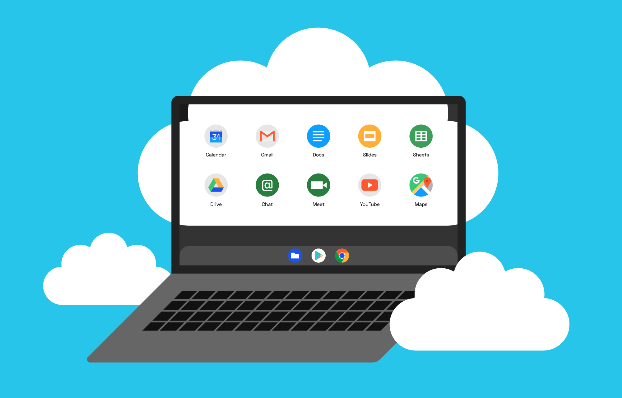 Why choose a Chromebook? – The Cloud People