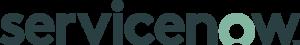 ServiceNow Logo.