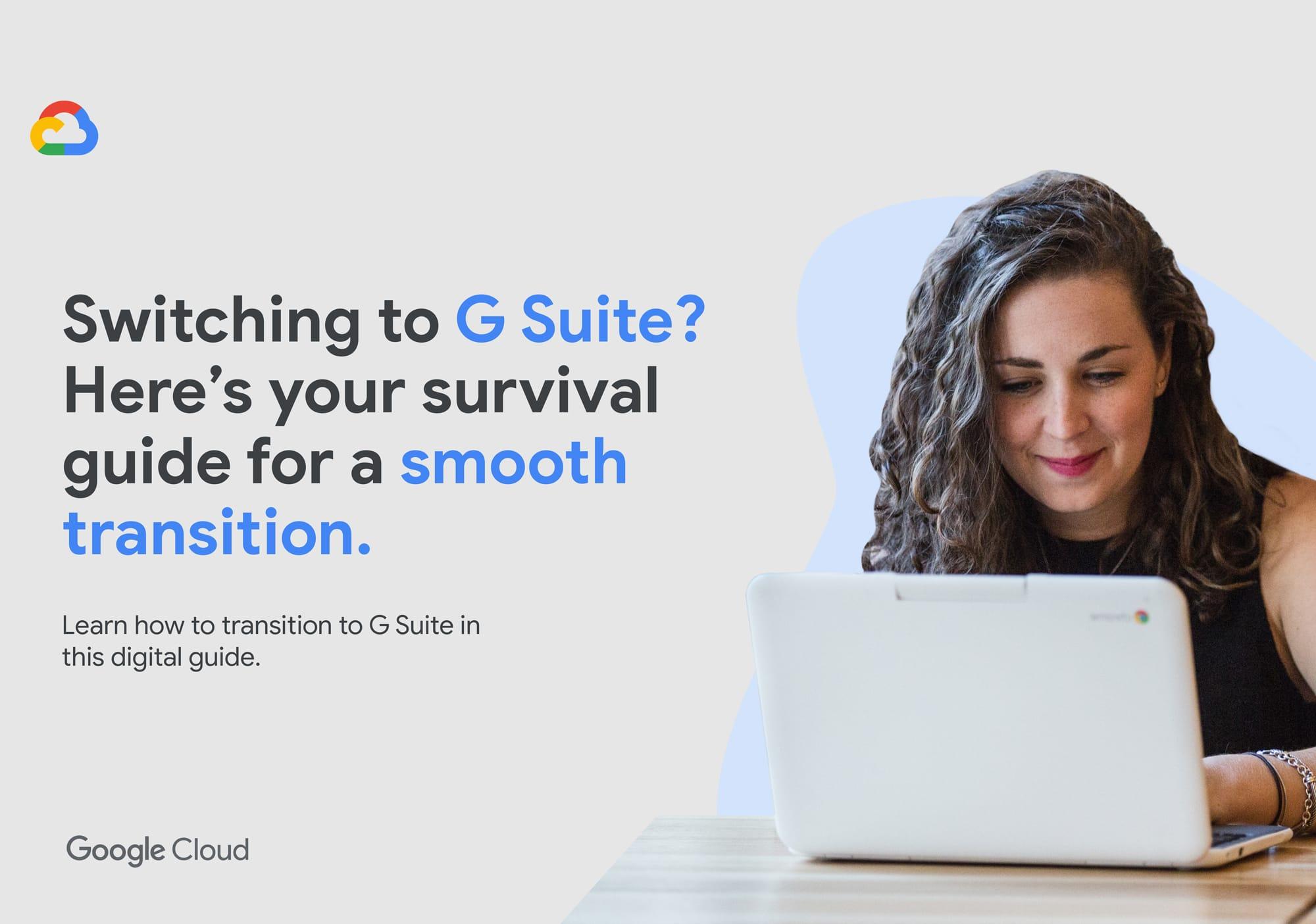 G Suite Migration E-book.