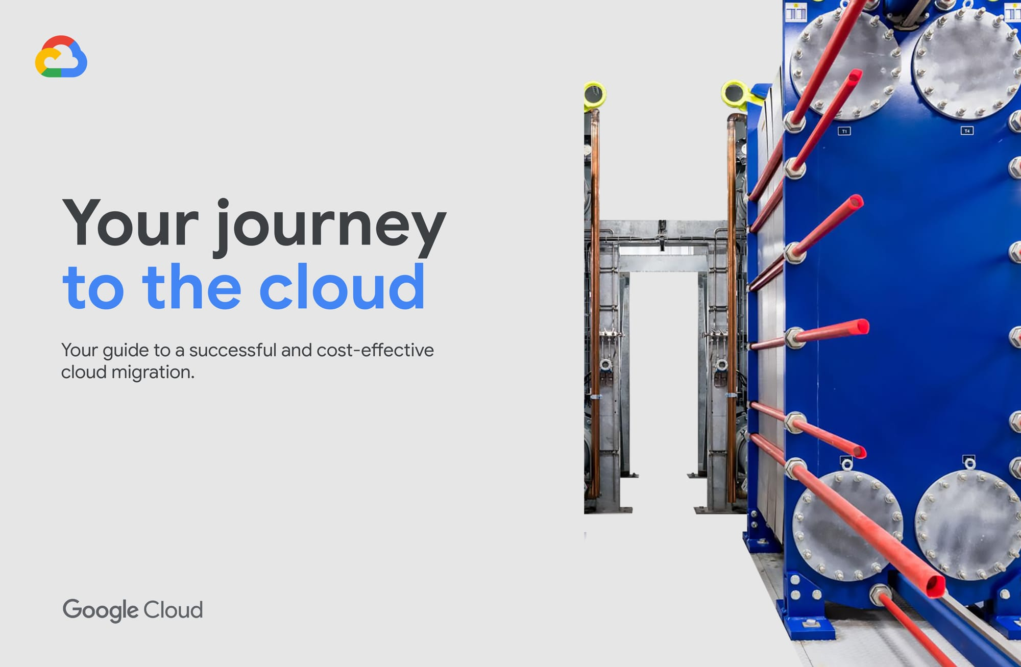 Your journey to the cloud E-book.