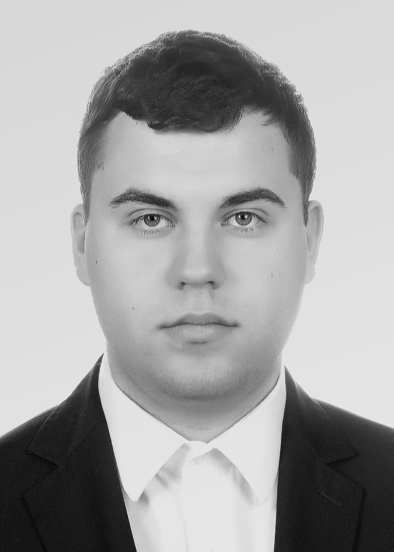 Portrait of Mateusz Furtak.