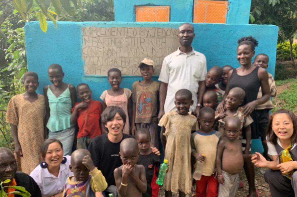 ウガンダ農村部での水と衛生環境向上支援〜パートナー推進事業〜