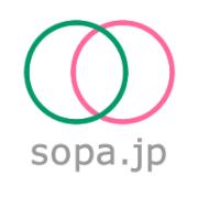 NPO法人 sopa.jp