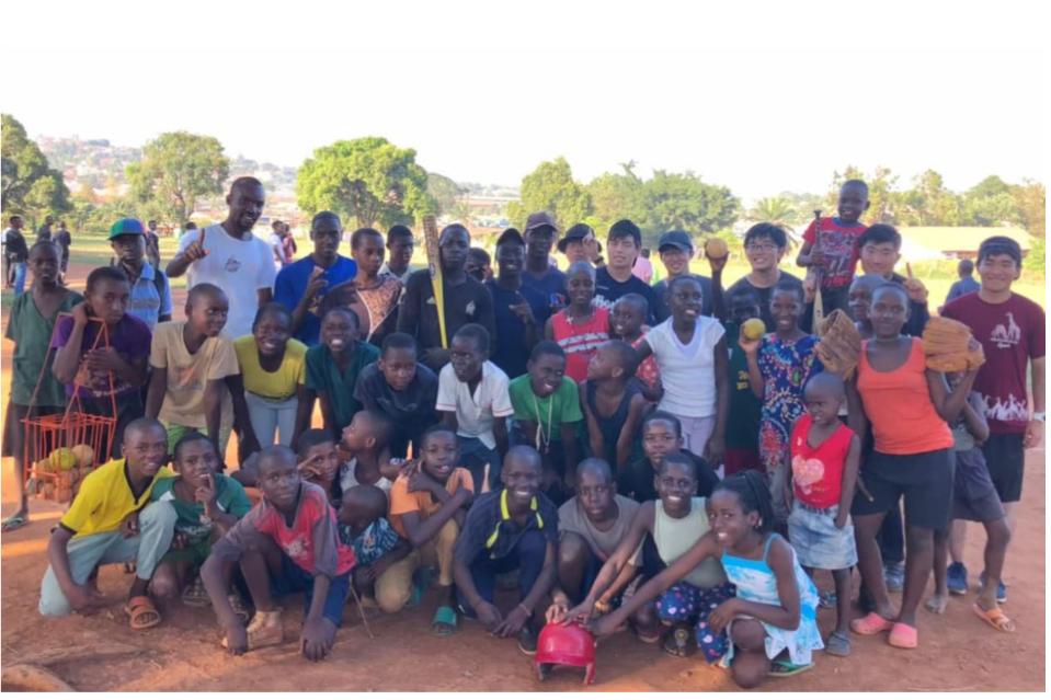 任意団体 ウガンダ野球を支援する会