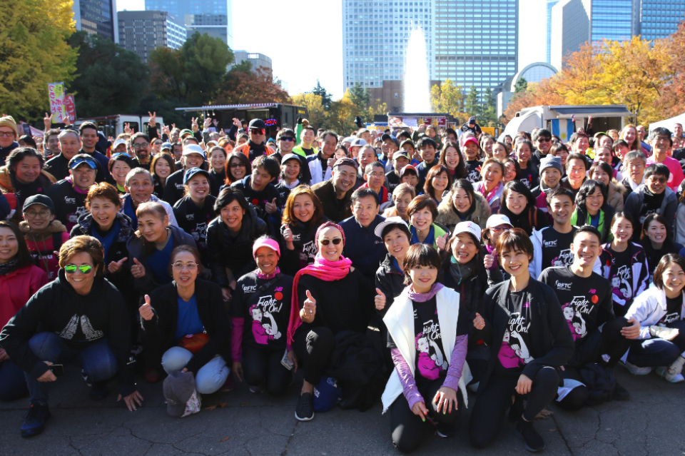 NPO法人 Run for the Cure Foundation