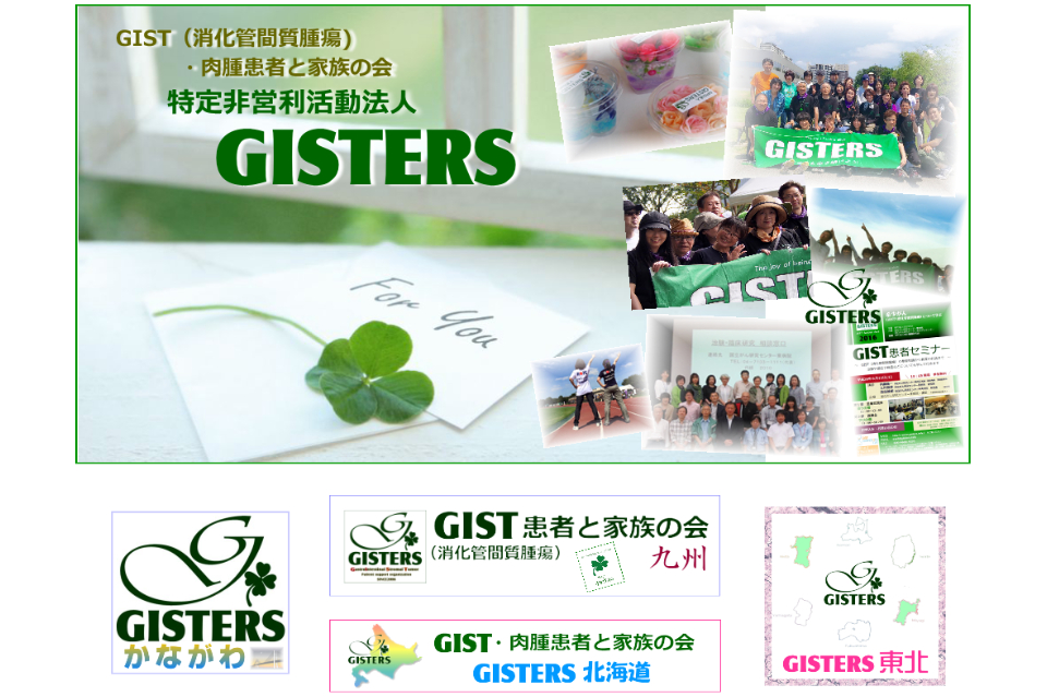 NPO法人 GISTERS