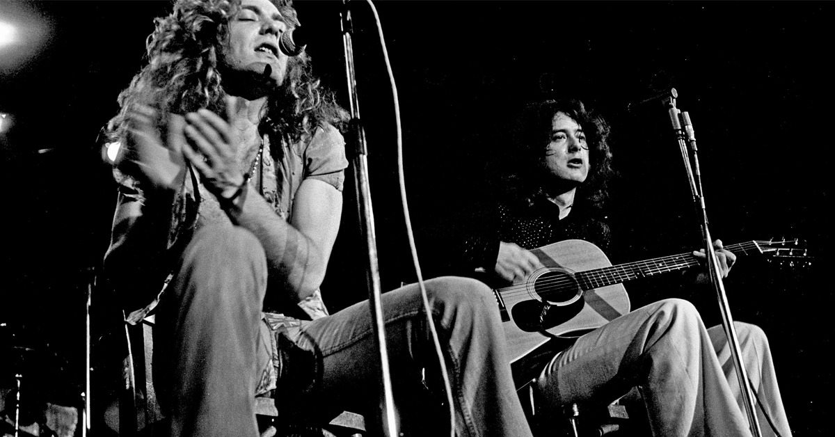 Led Zeppelin Win 'Stairway to Heaven' Copyright Case