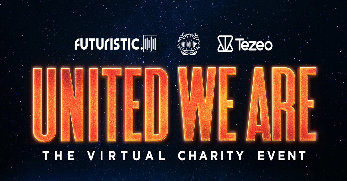 United We Are   Digital Charity Music Event