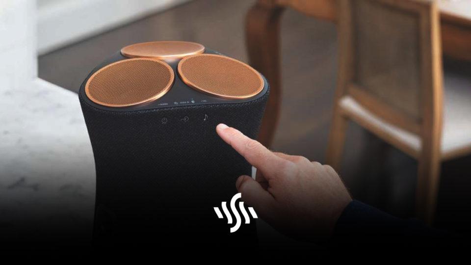 Sony Announces 360 Degree Sound Speakers